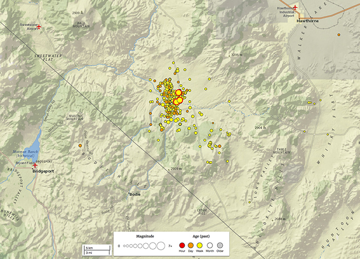 Fletcher Valley Aftershocks